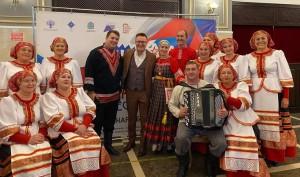 Дмитрий Азаров направил участникам и организаторам приветственный адрес.