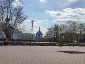 Нацпроект «Жилье и городская среда» дал возможность за последние три года благоустроить в Елховском районе четыре общественных пространства и восемь дворов.