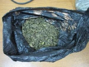 У ранее судимого жителя Новокуйбышевска изъято более 400 граммов марихуаны