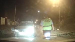 В Кинель-Черкасском районе полицейские гнались за нетрезвым водителем