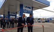 В Тольятти состоялось открытие автомобильной газонаполнительной компрессорной станции