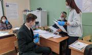 Виктор Полянский и Галина Николаева подвели итоги первого дня выборов