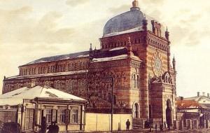 В Самаре состоится торжественная церемония закладки камня в честь восстановления Самарской хоральной синагоги