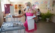 В Самаре на избирательномучасткепроголосоваланастоящая фея