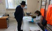 Свою гражданскую позицию на выборах выразил главный раввин Самары и Самарской области