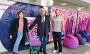 В Самарском госуниверситете избирательный участок превратили в арт-объект