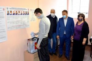 Порядка двух тысяч подозреваемых и обвиняемых в Самарской области приняли участие в выборах