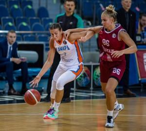 Команда баскетболисток «Самары» сыграет в четвертьфинале Кубка России