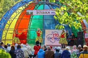 В Самаре продолжается серия фестивалей «Этника mob.», организуемых с участием самарских музыкантов, танцоров, творческих коллективов.