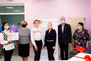 В Тольяттинской школе-интернате №5 стартовала профориентационная программа для детей с ОВЗ