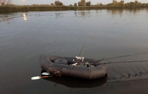 На реке Самара утонул 84-летний рыбак