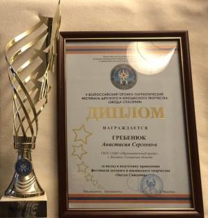 В конкурсе принимали участие учащиеся образовательных учреждений в возрасте от 7 до 18 лет.