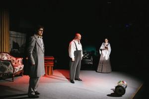 22 сентября был показан спектакль «Обыкновенная история» нижегородского Театра «Вера».
