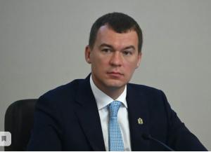 Дегтярев (ЛДПР) на прошедших с 17 по 19 сентября выборах главы региона набрал 56,81% голосов избирателей Хабаровского края.
