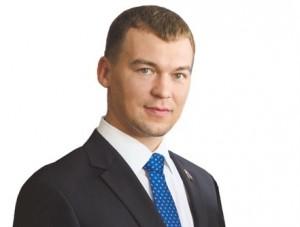 Сегодня, 24 сентября, пройдет инаугурация губернатора Хабаровского края Михаила Дегтярева