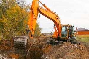 Аварийная служба восстановила поврежденный газопровод в Самаре