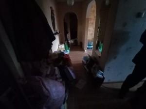 Тольяттинец не хотел выезжать из квартиры, угрожая ракетницей