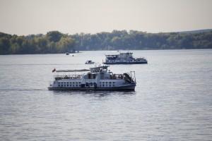 Ульяновск с Казанью, Тольятти и Самарой могут соединить три теплохода