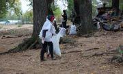 «Чистые берега»: на берегу острова Поджабный (Проран) собрали 200 мешков мусора