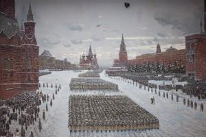 Московский Музей Победы пригласил жителей Самарской области на онлайн-программу к 80-летию начала битвы за Москву