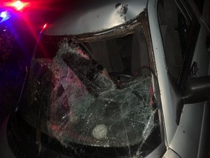 Смертельное ДТП около Сызрани: водитель сбил женщину и уехал
