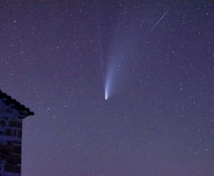 Мимо Солнца пролетит комета-гигант