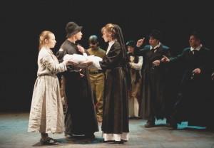 «Волга театральная» - единственный фестиваль в ПФО, объединяющий профессиональные театры.