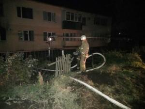 На пожаре в Самарской области погибли трое детей