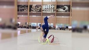 Она является трехкратной чемпионкой мира среди юниоров по художественной гимнастике и чемпионкой Европы 2021 года в командном зачете.