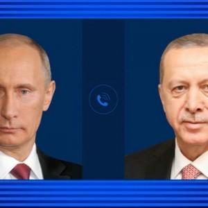 Путин встретится сегодня в Сочи с Эрдоганом