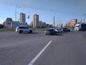 Две Лады столкнулись в Тольятти: двое пострадавших