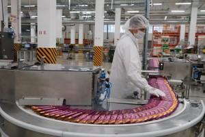 Сегодня в филиале «Нестле» в Самаре состоялось знаковое событие – запуск обновленной современной линии по переработке какао-бобов.