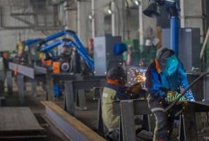 На протяжении полугода сотрудники предприятиязанимались оптимизацией изготовления металлоконструкций.