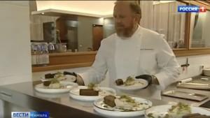 Самару посетил известный шеф-повар Константин Ивлев