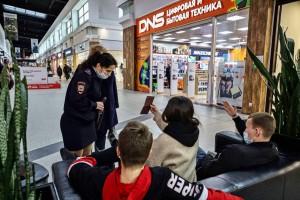 в Самаре усилены проверки торговых центров на соблюдение требований Роспортебнадзора