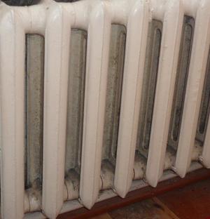 В Самаре на 30 сентября отопление дали в 97,6% жилых домов