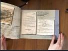 В ней собраны фотографии и документы, сделанные в городе в 1941-1943 годах, когда в Куйбышев была перенесена столица СССР.