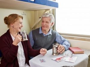 Акция проводится в рамках празднования Международного дня пожилых людей, которым считается 1 октября.