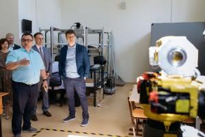 """Центр создан в рамках деятельности НОЦ мирового уровня """"Инженерия будущего"""" и займется отбором и подготовкой перспективных космических экспериментов."""
