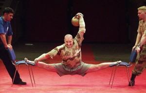 В 2009 году Синеглазов был признан самым сильным человеком России.