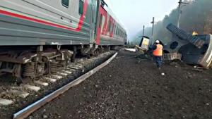 Откуда они на поезде продолжат движение по маршруту.