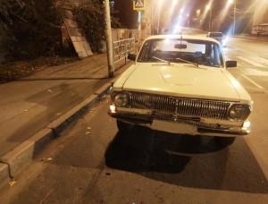 Самарец переходил дорогу по зебре и попал под машину