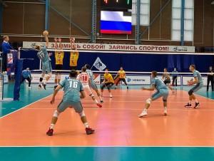 Следующий домашний матч новокуйбышевский клуб проведет 16 и 17 октября в ФОК «Октан».