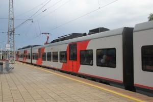 10-тысячный пассажир «Ласточки» совершил поездку по маршруту Самара — Сызрань
