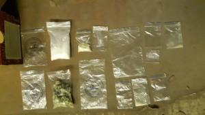 В Тольятти задержали закладчиков синтетики с 700 граммами наркотика