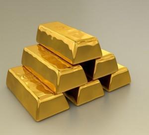 В России заканчивается золото