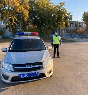 68 пьяных водителей выявлено за выходные дни в Самарской области