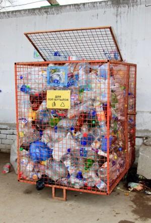 В Самарской области в 2022 году установят 1700 контейнеров для раздельного сбора отходов