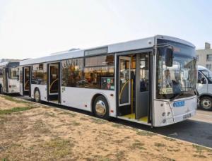 Автобусы данного маршрута будут совершать остановку на ул. Ташкентской.