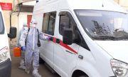 Более 130 инфекционных бригад в регионе оказывают экстренную медпомощь пациентам с COVID-19